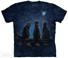"""CATS """"WISH UPON A STAR"""" ADULT T-SHIRT THE MOUNTAIN"""