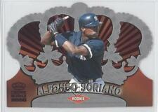 2000 Pacific Crown Royale #97 Alfonso Soriano New York Yankees Baseball Card