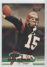 1993 Topps Stadium Club Members Only #51 David Klingler Cincinnati Bengals Card