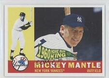2010 Topps 1960 Design National Convention Base #574 Mickey Mantle Baseball Card