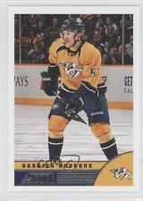 2013-14 Score #288 Gabriel Bourque Nashville Predators Hockey Card