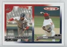 2005 Topps Total #679 Julian Tavarez Ray King St. Louis Cardinals Baseball Card