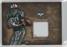 2012 Topps Inception Rookie Patch Relics Gold #RP-SH Stephen Hill New York Jets