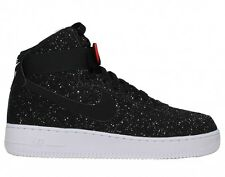 Nike Air Force 1 High '07 Mens Size Shoes Black White Speckled Space 315121 035