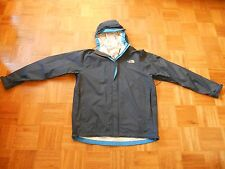 The North Face Venture Cosmic Blue Rain Jacket Hyvent DT Waterproof - Large