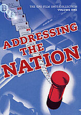 THE GPO FILM UNIT COLLECTION VOLUME 1 ADDRESSING NATION DVD Mint Condition