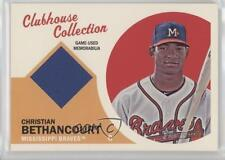 2012 Topps Heritage Minor League Edition #CCR-CB Christian Bethancourt Card