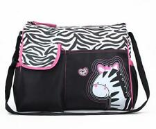 Baby Diaper Nappy Mummy Changing Handbag Shoulder Bag with Mat Travel