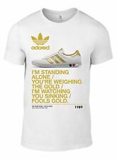 CHILD Stone Roses T-SHIRT Fools Gold Trainer Kegler ALL SIZES Ian Brown Adored W