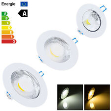 Round NO-Dimmable Epistar Recessed LED Panel Light 5W 10W 15W Ceiling Down Light