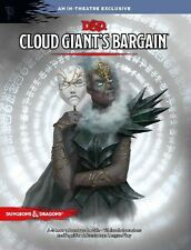 Cloud Giant's Bargain D&D Adventure PAX West Fathom Exclusive Mint