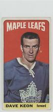 1964-65 Topps #94 Dave Keon Toronto Maple Leafs Hockey Card