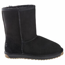 Classic Short Black UGG Boot Made in Australia JUMBUCK UGG Boots 8 Lady