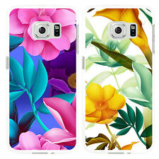 3D FLOWER PRINT PHONE CASE COVER FOR IPHONE 6 7 SAMSUNG GALAXY S7 NOTE7 FABULOUS