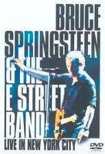 Bruce Springsteen & the E Street Band- Live in New York City  DVD
