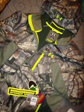 UNDER ARMOUR INFRARED MOSSY OAK SCENT CONTROL HOODIE JACKET MEN 2XL NWT $200.00
