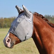 Cashel Crusader Cool Fly Mask Standard w/Ears - ALL SIZES -Mini to Draft Horse !
