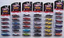 2009 2010 Hot Wheels Phil's Garage Choice Lot Chase Initials