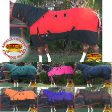 66-84 HILASON 1200D WATERPROOF COLD TURNOUT HORSE SHEET NECK COVER ALL COLORS