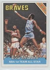 1975-76 Topps #10 Bob McAdoo Buffalo Braves Basketball Card