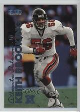 1999 Fleer Tradition #42 Keith Brooking Atlanta Falcons Football Card
