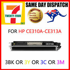 3X CE310A -CE313A Cartridge for HP LaserJet CP1025nw CP1025 Pro 100 color M175nw