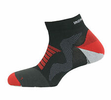 Ironman Running Socks, prevent blisters, provide comfort and cushioning.