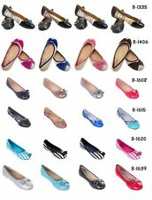 New Women Ballerina Flats, Stylish Buckle Ballet Office & Casual Shoes (5)