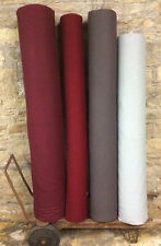 100% Pure lambswool-Shetland wool quality grade Melton Fabric made in England