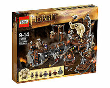 LEGO 79010 THE HOBBIT - THE GOBLIN KING BATTLE - New Sealed with 8 Minifigures