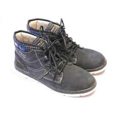 Boys Grey Lace Up Boots Replay Stoke | Trendy Boys Boots RRP £76