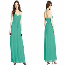 DEFINITIONS Chiffon Halter Neck Maxi Dress Sizes 10, 12