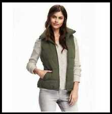 NEW WOMEN'S ALL SIZES OLD NAVY QUILTED FROST FREE PUFFER VEST