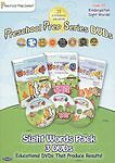 Preschool Prep Series: Sight Words Pack (DVD, 2009) Usually ships in 12 hours!!!