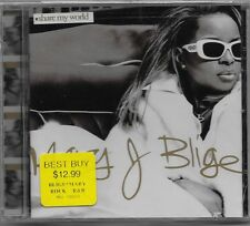 Share My World by Mary J. Blige CD 1997 MCA