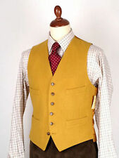 NEW GURTEEN ESQUIRE Wool Doeskin Waistcoat/Vest