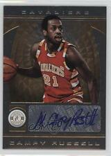 2013-14 Totally Certified Signatures Gold 214 Campy Russell Auto Basketball Card