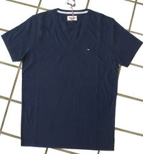 TOMMY HILFIGER MEN's CLASSIC MEN T-Shirt PANSON TEE Top Quality New NAVY