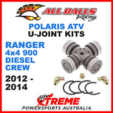 19-1005 Polaris Ranger 4x4 900 Diesel Crew 2012-2014 All Balls U-Joint Kits