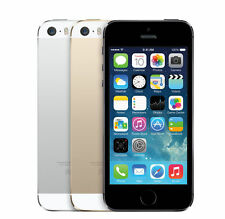 16/32/64GB Apple iPhone 5S GSM Factory Unlocked Smartphone Gray/Silver/Gold UTA