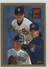 1998 Topps Minted in Cooperstown #264 Brian Fuentes Matt Clement Roy Halladay