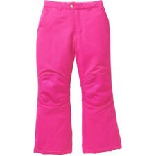 Faded Glory Girls' Snow Pants Pink Sizes Lg 10-12 or XLg 14-16 NWT