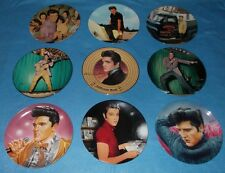 ELVIS PRESLEY COLLECTORS PLATES - CHOOSE INDIVIDUAL PLATE