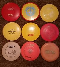 disc golf lot - innova, discraft, dga
