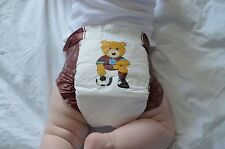 West Ham United Baby Present Gift Football Nappies WHU Merchandise Memorabilia