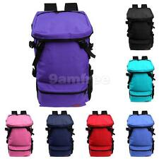 Oxford Men Women Backpack Outdoor Travel Camping Hiking Sports Bags Shoulder Bag