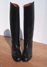 "Mens "" Cavallo ""  Leather Equestrian Riding Boots size 9 1/2  USA - narrow width"