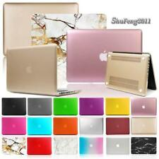 Frosted Matte Rubberized Hardshell Hard Case Cover For Apple MacBook Air / Pro