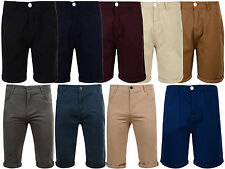 Mens Casual Brave Soul Star Shorts Chinos Cotton Summer