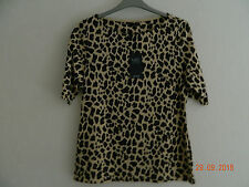 M & S ANIMAL PRINT TOP SIZE 18